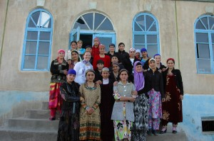 The Loving Story-Tajikistan Outside