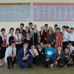 The Loving Story-Tajikistan School